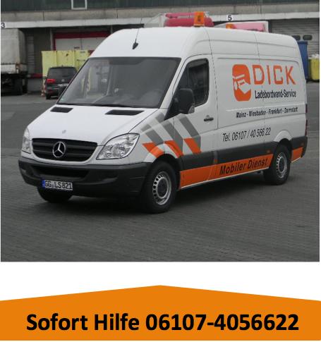 Mobiler Service für alle Ladebordwände
